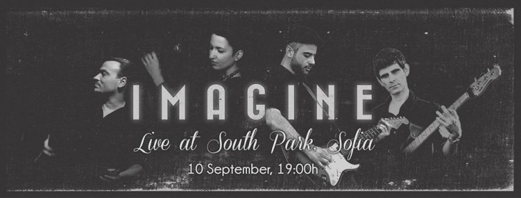 Imagine - live in South Park
