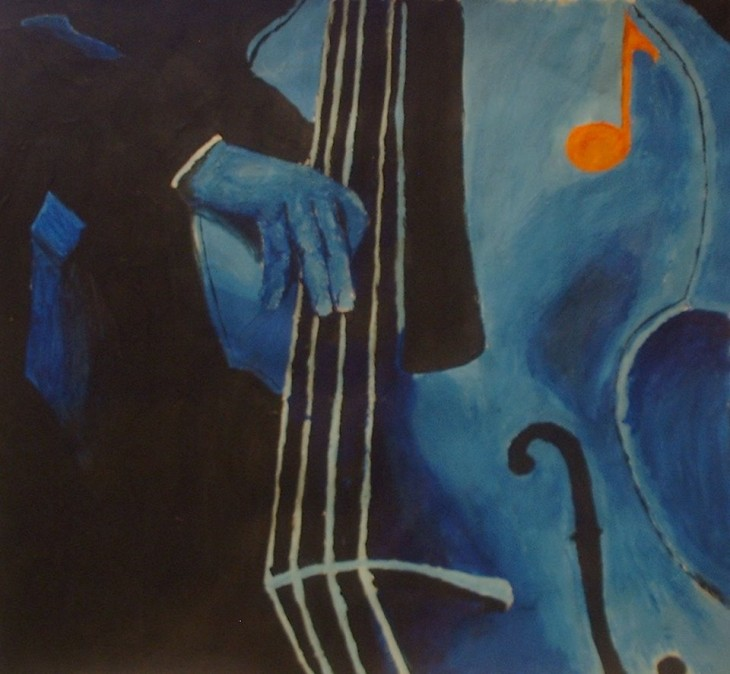 The Blue Side of Jazz