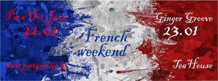 French music weekend