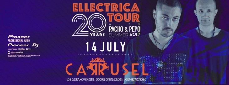 Ellectrica Tour, 20 Years
