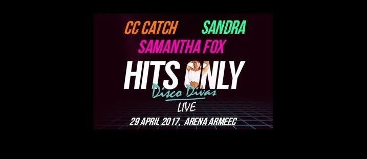 Hits Only - CC Catch, Sanda, Samantha Fox