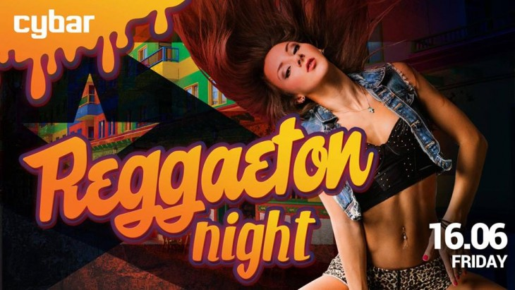 Djuliya and Mari - Reggaeton Night