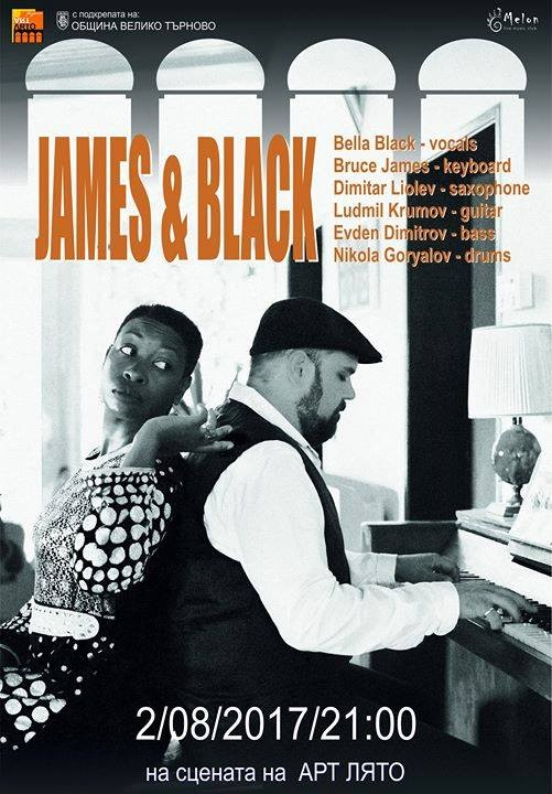 James and Black