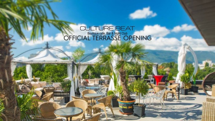 Culture Beat Official Terrasse Opening