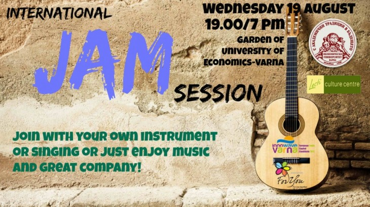 Second International Jam Session