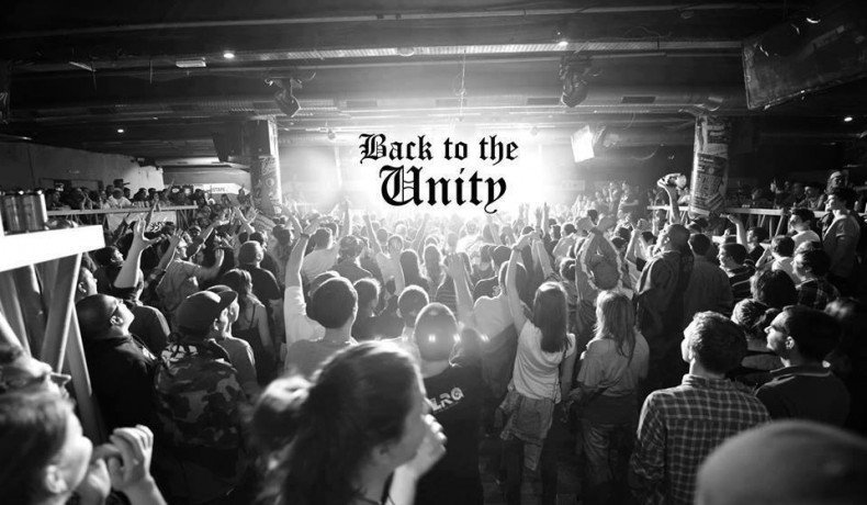 BACK to the UNITY Vol. 8,  Winter Panic